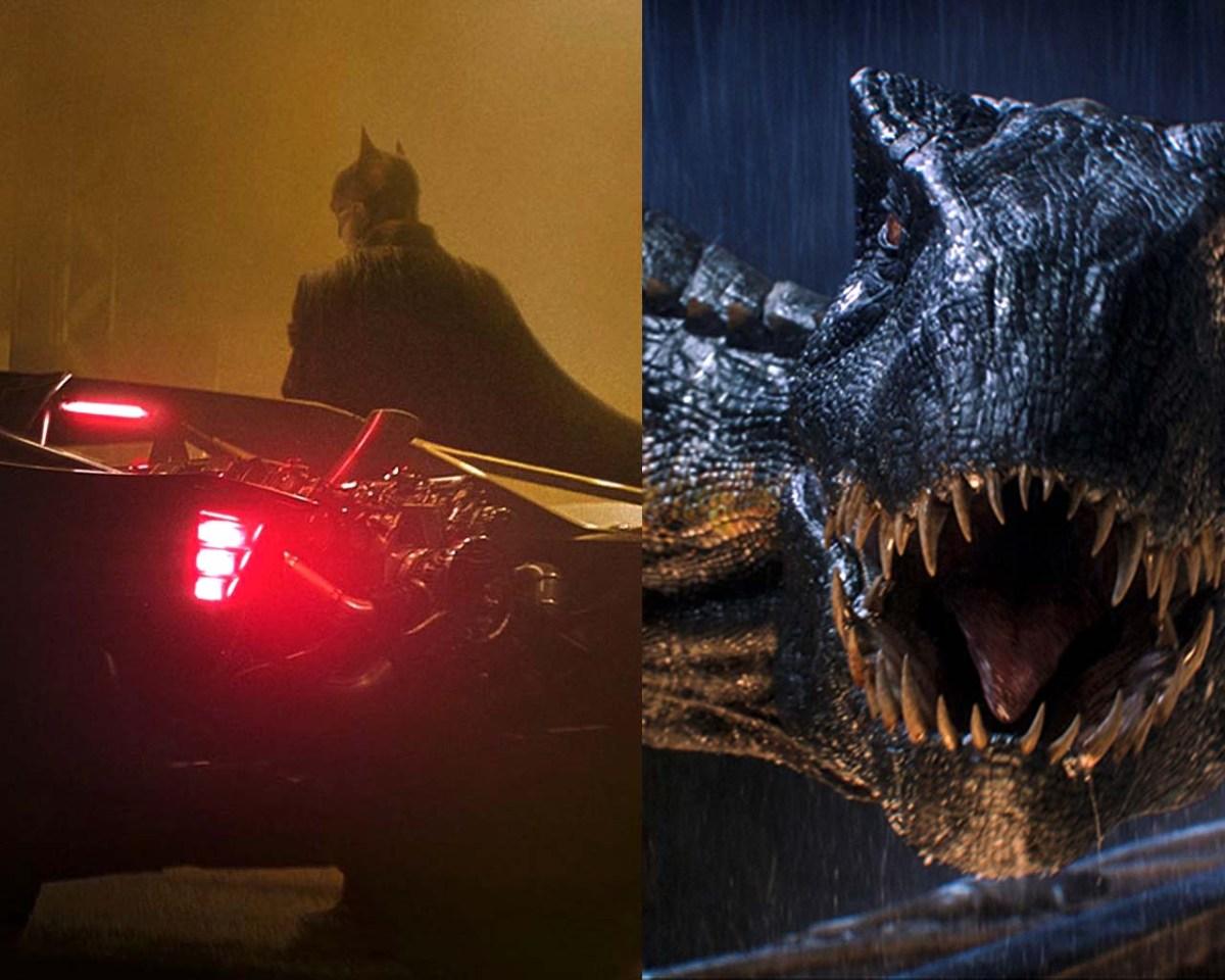 Jurassic World: Dominion y The Batman detienen su producción por riesgo alCoronavirus