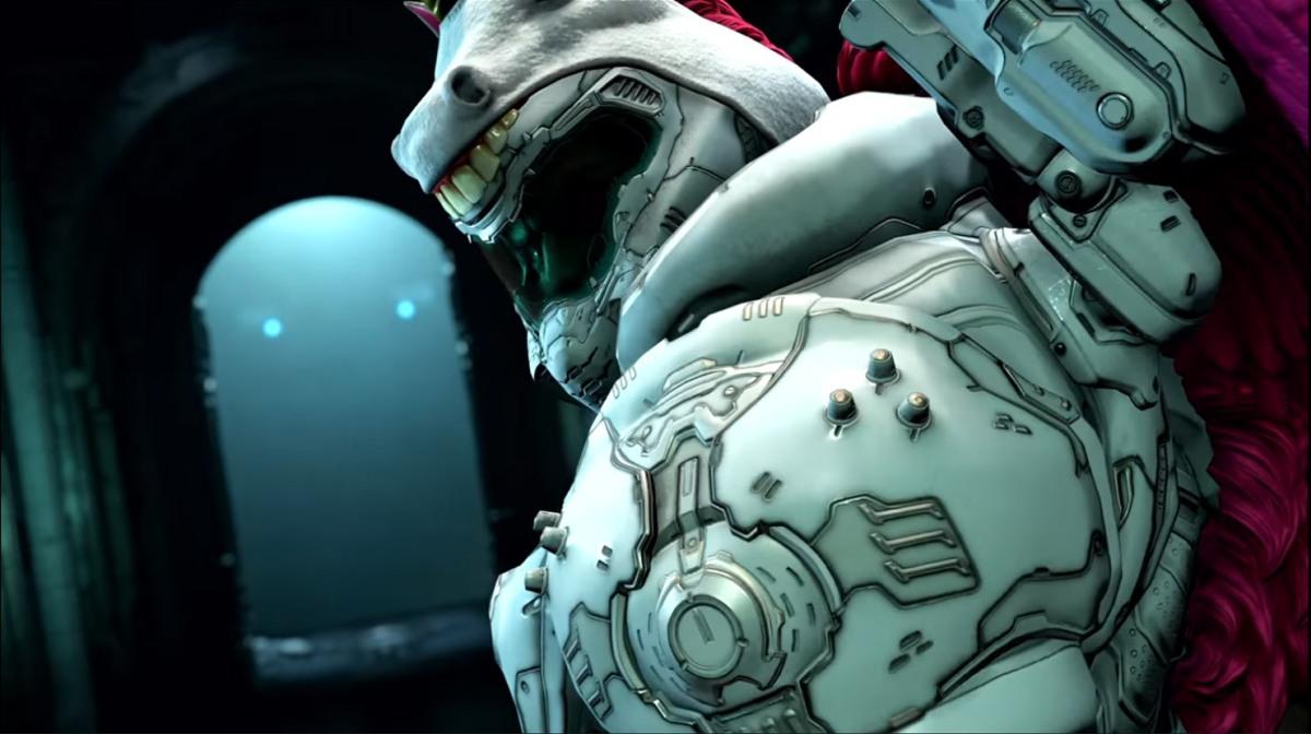 Doom Eternal nos permitirá personalizar al DoomSlayer