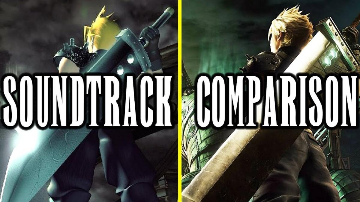 Así ha cambiado la música de Final Fantasy 7 vs Final Fantasy 7Remake