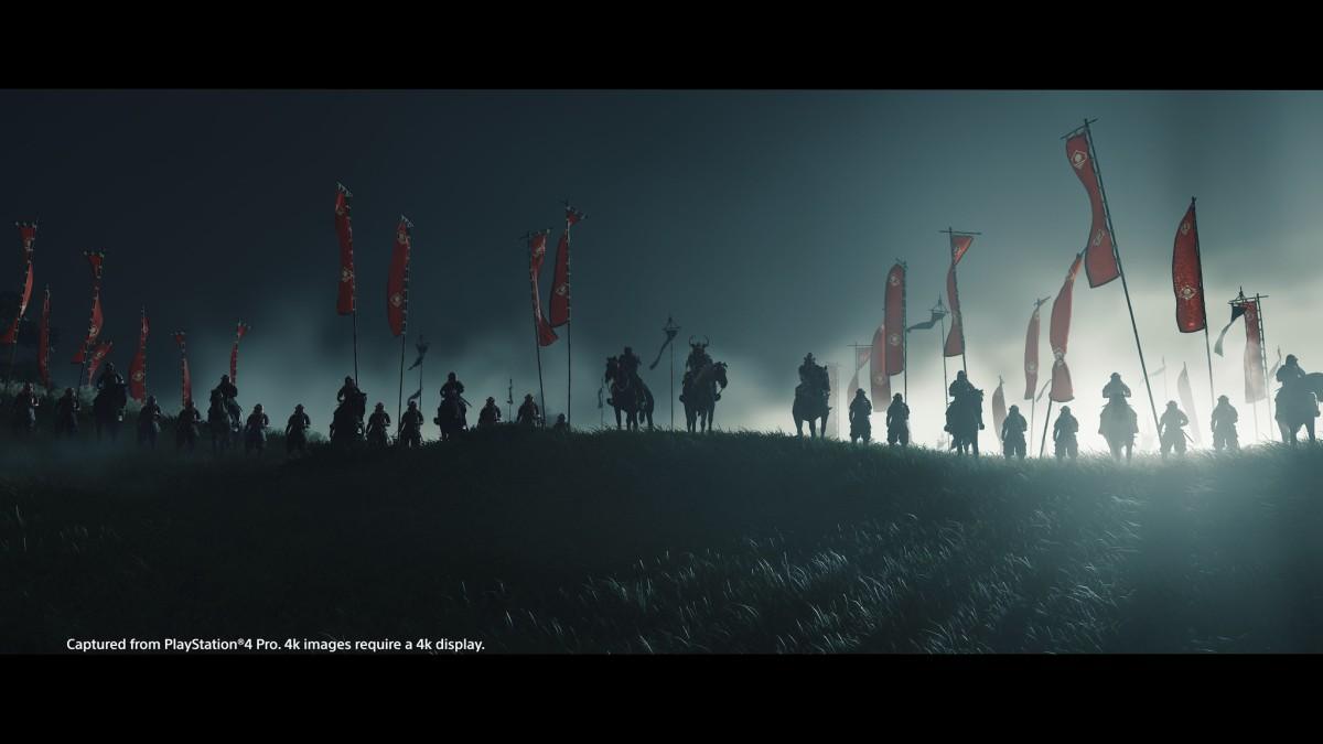Ghost of Tsushima presenta su trailer de historia y ya tiene fecha delanzamiento