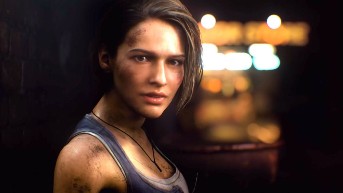 """Resident Evil 3 Nemesis """"Jill ValentineTrailer"""""""