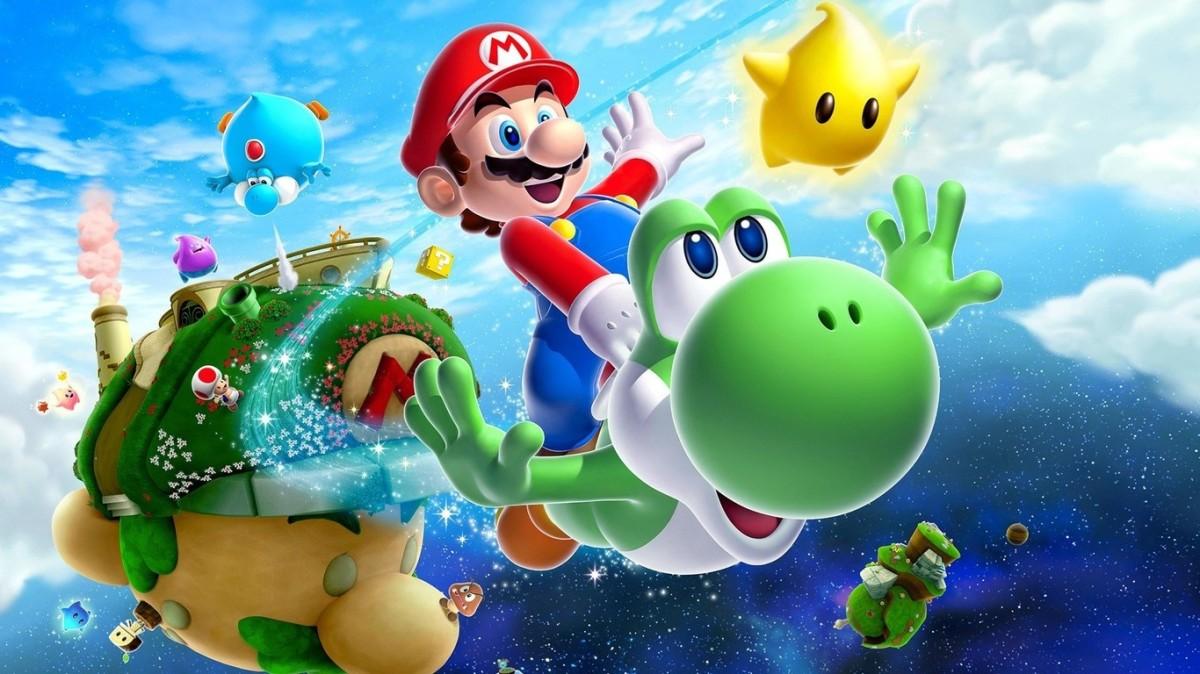 Super Mario Galaxy y 3D World de camino a la Switch, segúnrumores