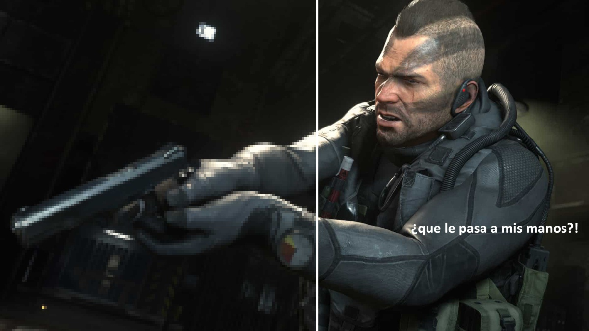Así luce Call of Duty Modern Warfare 2 Remastered vsOriginal