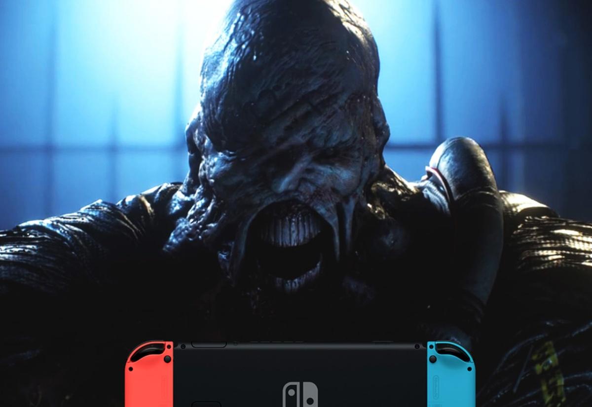 ¿Sería posible Resident Evil 3 en Nintendo Switch?–