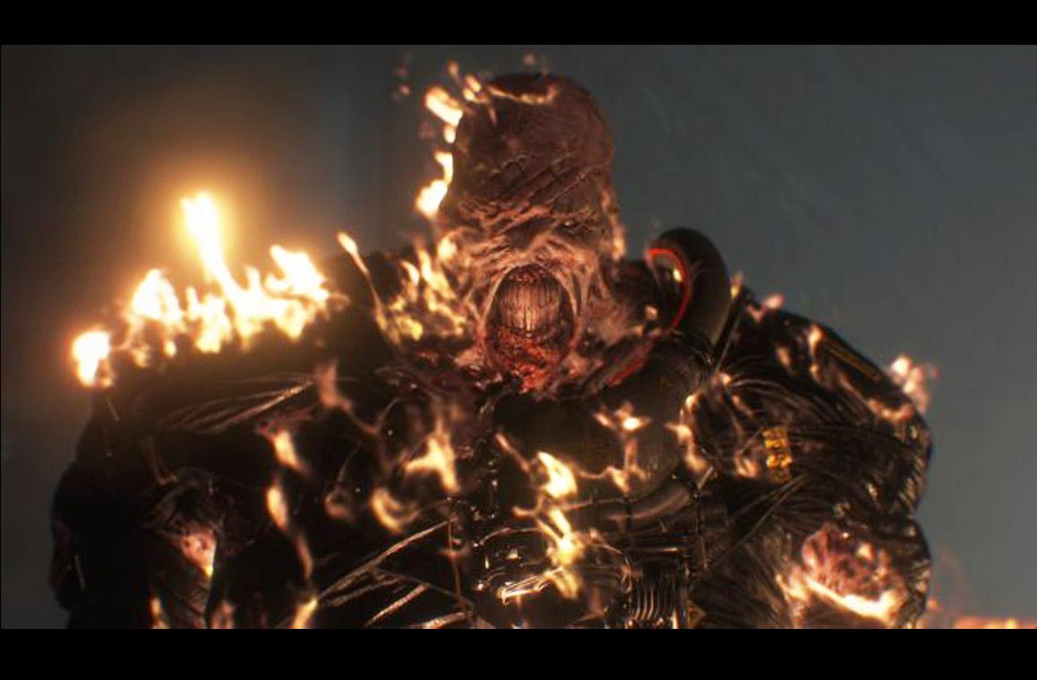 Resident Evil 3 - Nemesis puede seguirte a habitaciones seguras