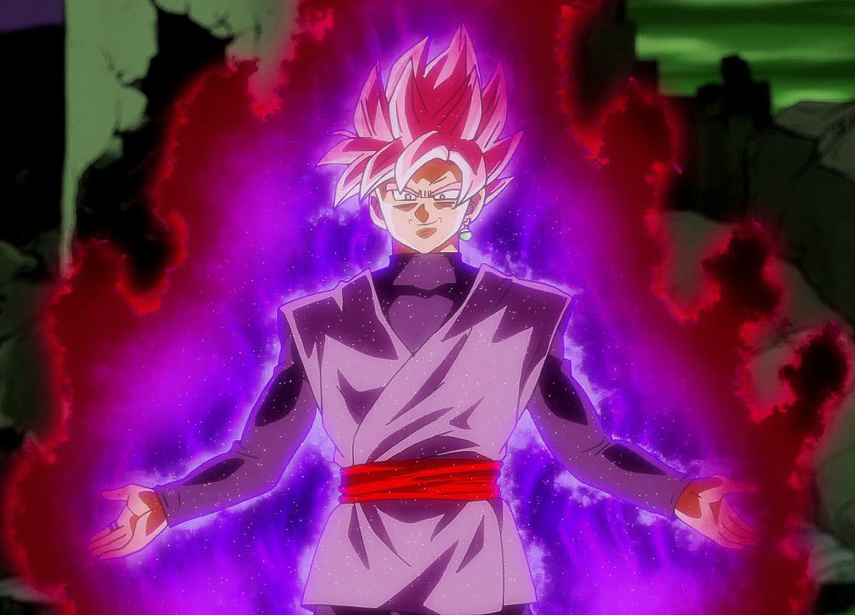 WTFs del anime – Super Saiyajin Rosé–