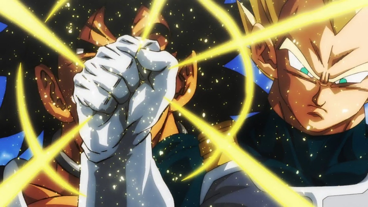 Mejores peleas en el Anime – Vegeta vs Broly – Dragon Ball SuperBroly