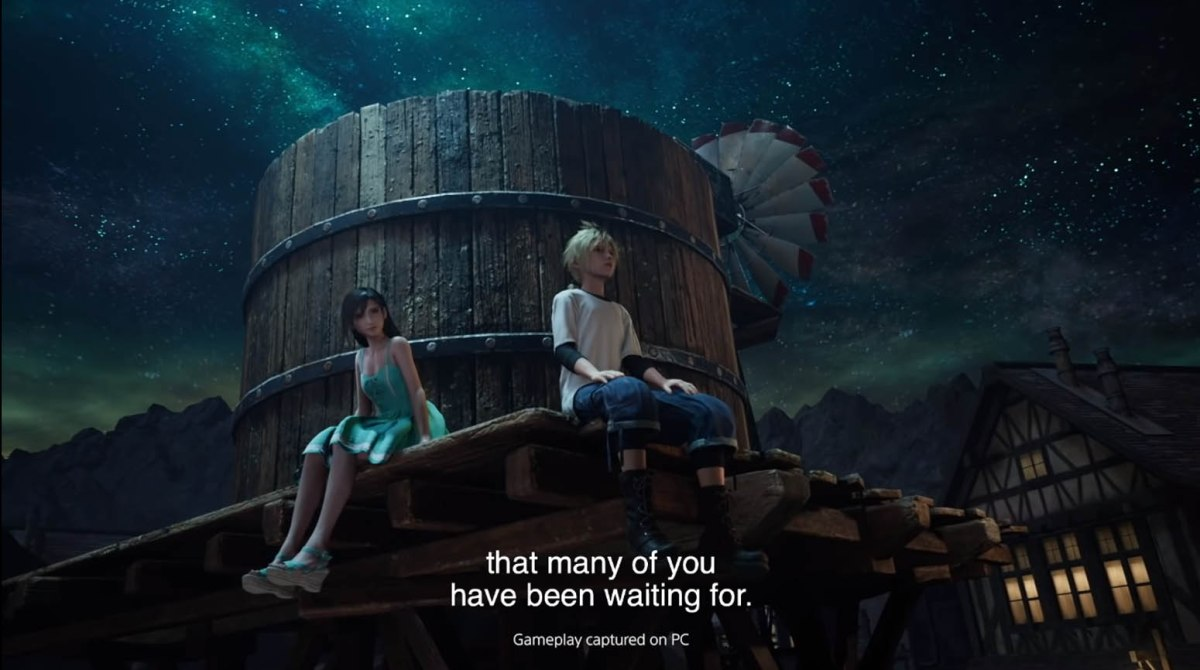 Final Fantasy VII Remake también llegará aPC