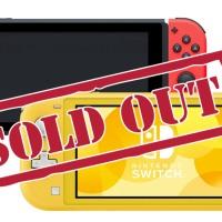 Nintendo: Los problemas de Stock en Switch continúan