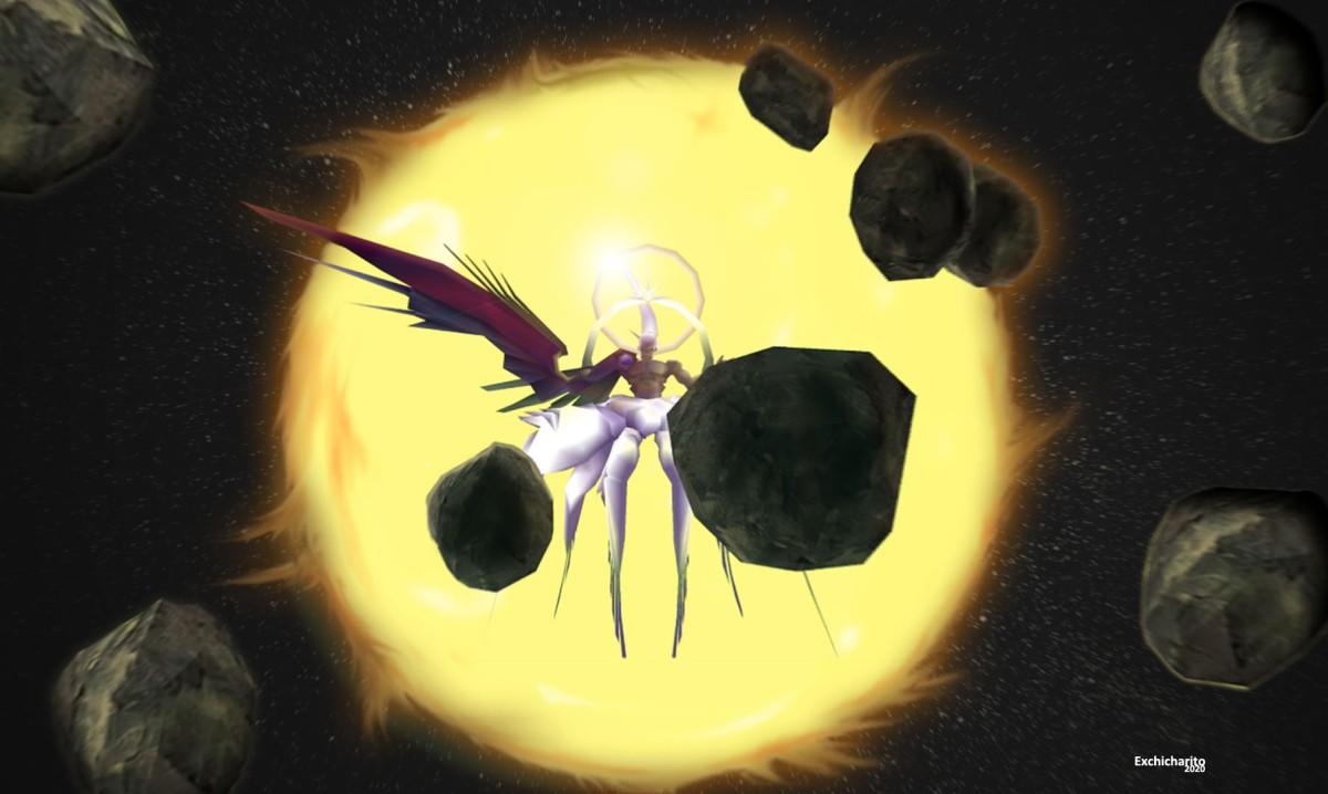 Mejores momentos de los videojuegos – Supernova – Final Fantasy7