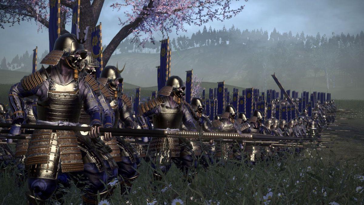 Total War: Shogun 2, gratis el lunes 27 enSteam