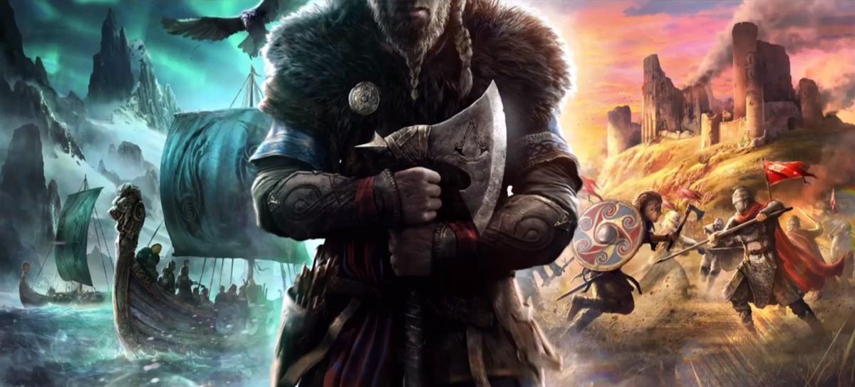 """El nuevo Assassin's Creed se llama """"Valhalla"""""""