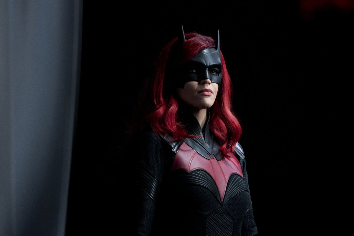 Ruby Rose exits CW Batwoman after oneseason
