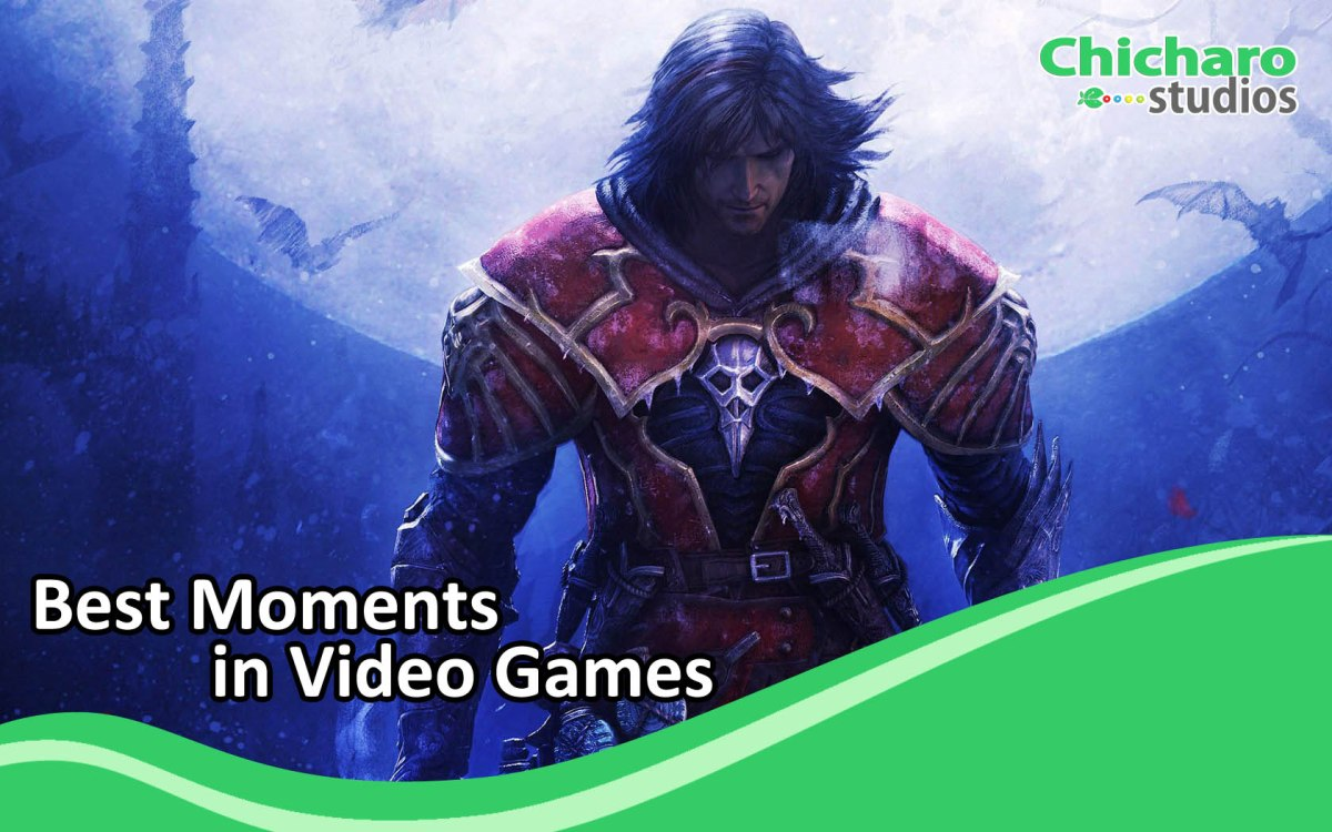 Best Moments in Video games – Castlevania: Lords of Shadow -Final BossBattle