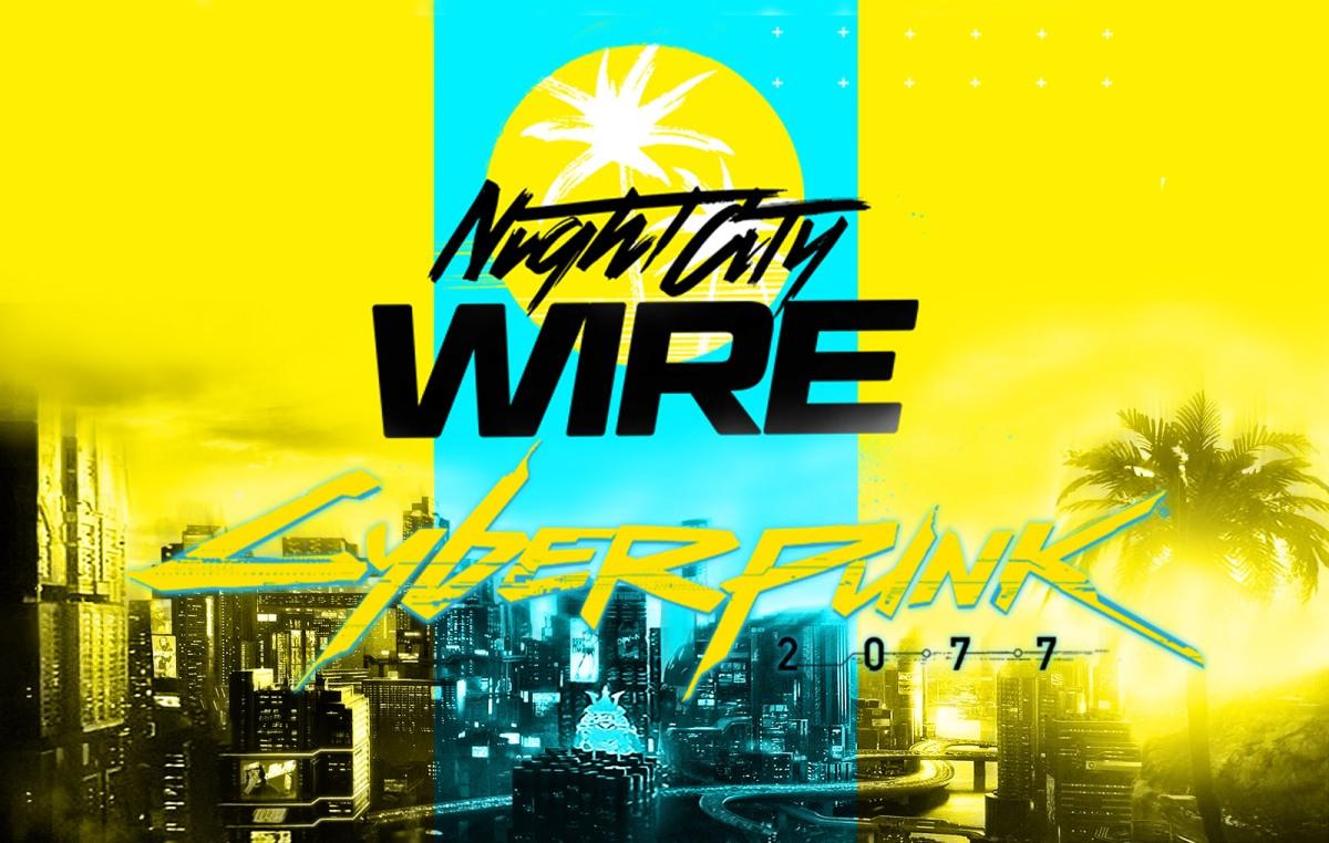 Cyberpunk 2077 event announced forJune