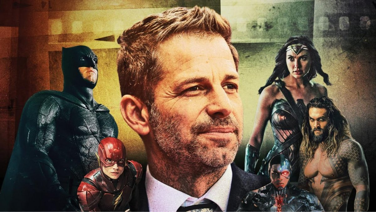 Justice League Snyder's cut, to be released on HBO Max nextyear