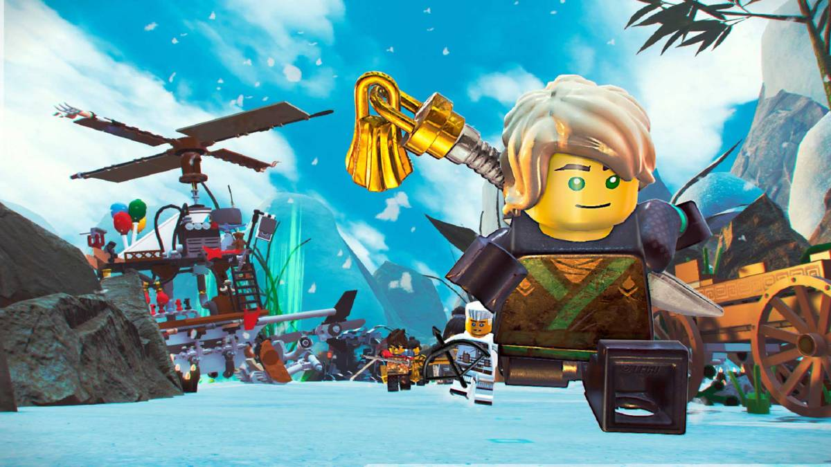 Now is your chance to grab Lego Ninjago forfree