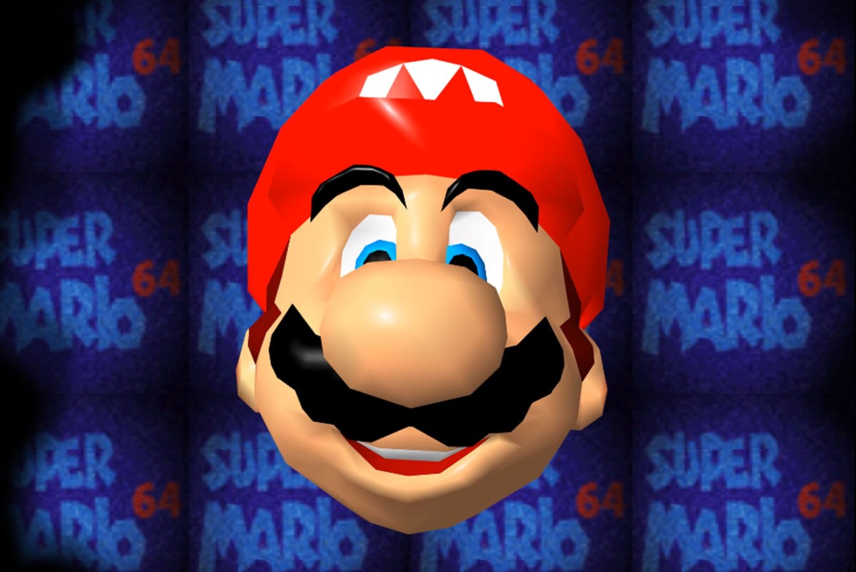 Super Mario 64 PC port let us play at4K