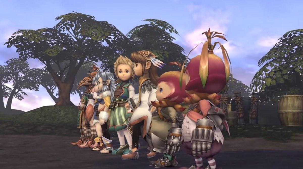 Final Fantasy Chrystal  Chronicles Remastered Edition contará con ediciónLite