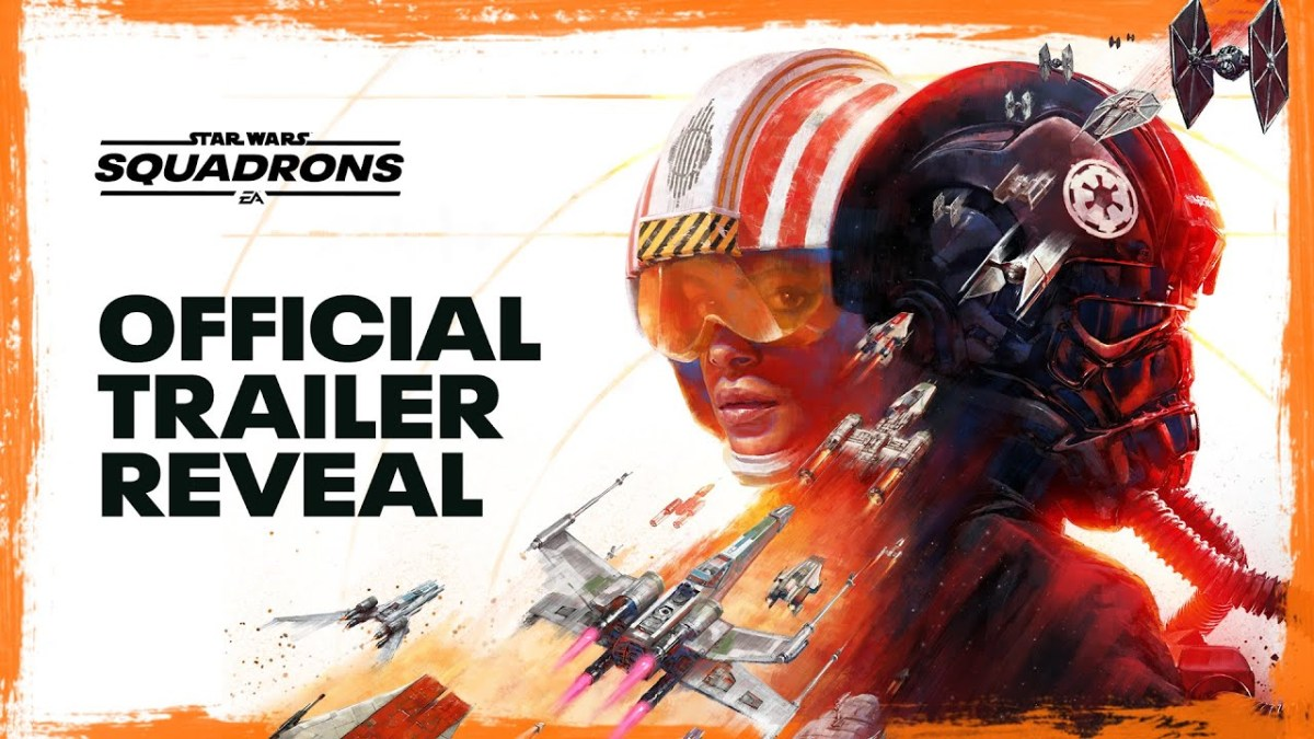 Star Wars: Squadrons here's the first cinematictrailer