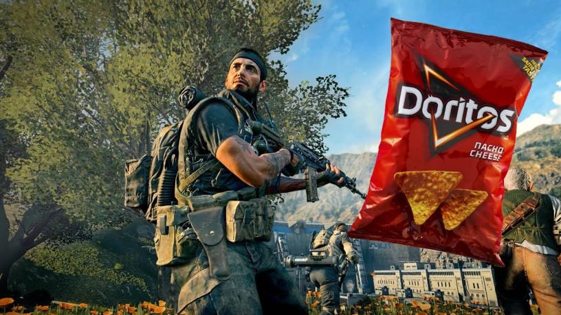 Doritos Podria Haber Rebelado El Logo De Call Of Duty Black Ops