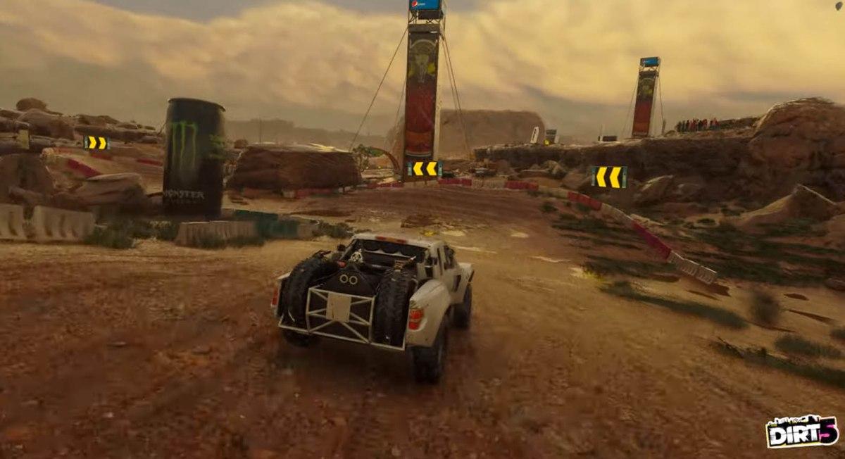 Dirt 5 presenta nuevo gameplay del modo contrarrelojEstampida