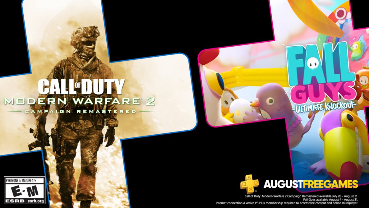 Estos son los juegos de Playstation Plus de Agosto2020