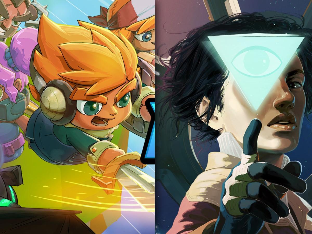 Next Up Hero y Tacoma son los juegos gratuitos de la Epic GamesStore