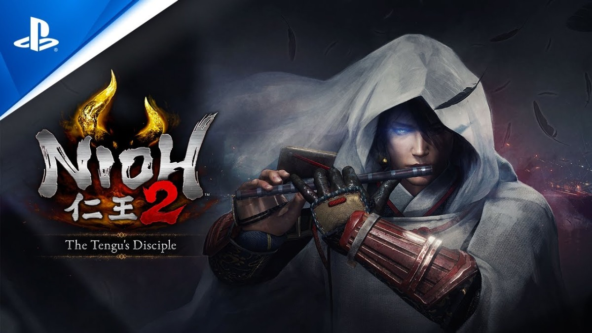 El DLC de Nioh 2 The Tengu´s Disciple, disponible hoy mismo