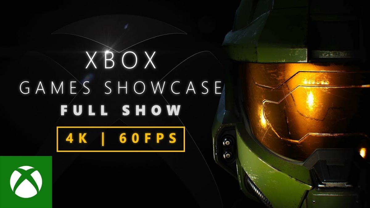 Revive una vez más el Xbox Games Showcase a 4K y60fps