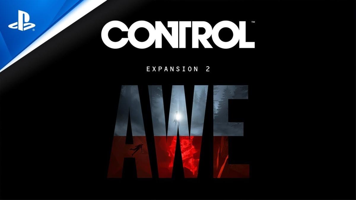 """Control presenta su segunda expansión """"AWE"""""""