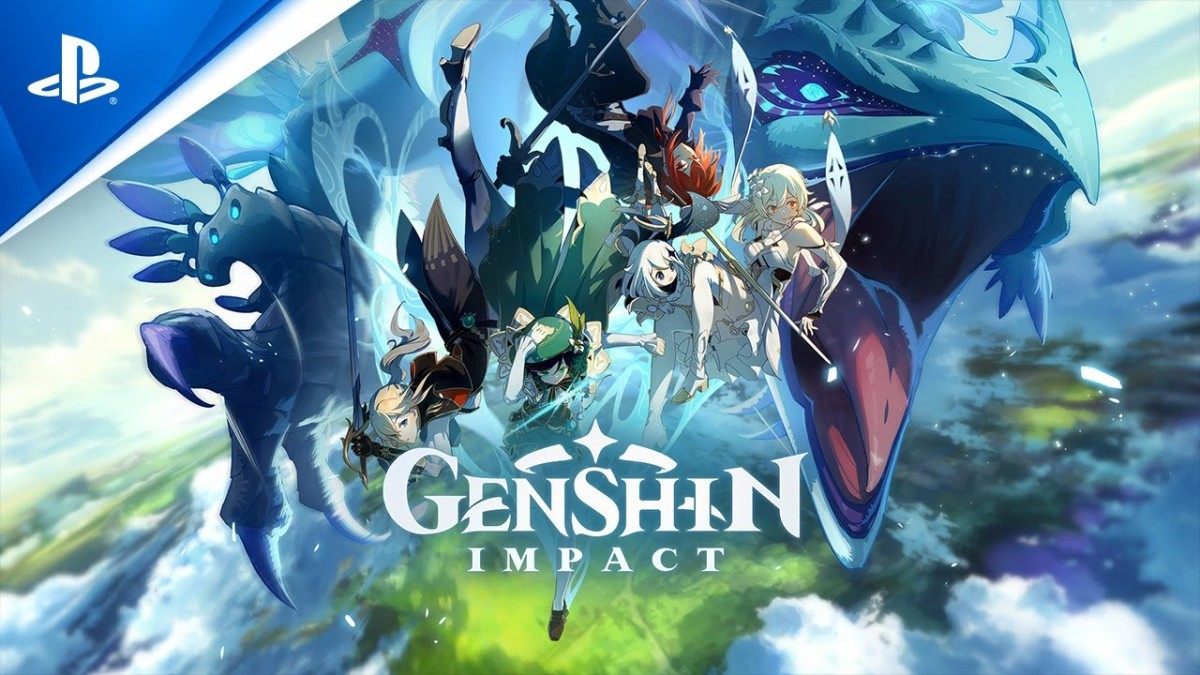 Genshin Impact saldrá en otoño en Playstation4