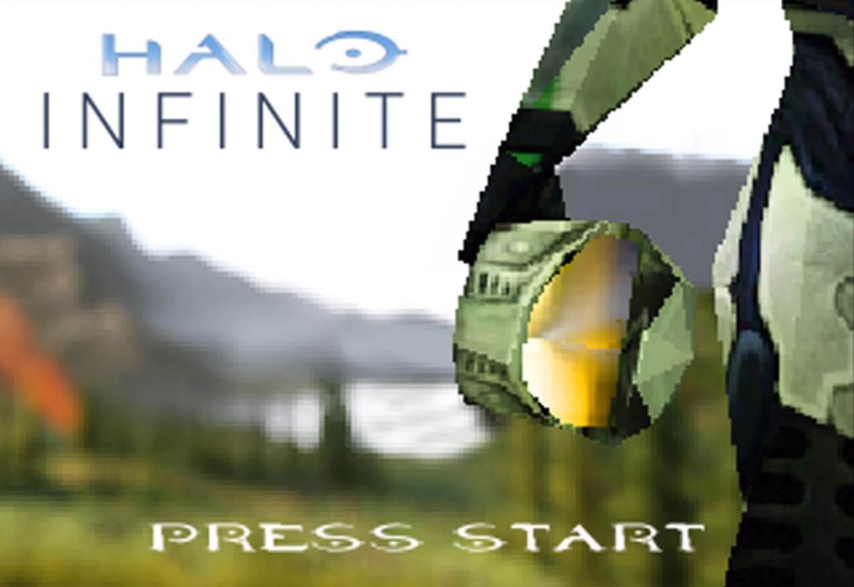 Este demake de Halo Infinite a la Nintendo 64 es algo que debes ver ahoramismo