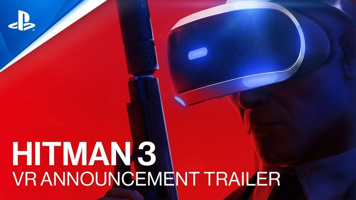 Hitman 3 presenta la opción de jugar con PlaystationVR