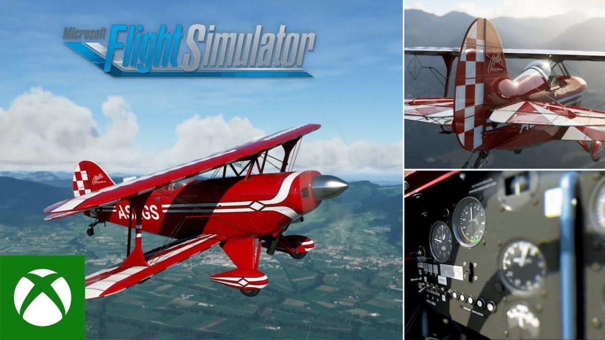 Microsoft Flight Simulator nos muestra los aviones y aeropuertos que nos esperan dentro deljuego