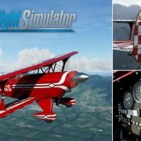 Microsoft Flight Simulator nos muestra los aviones y aeropuertos que nos esperan dentro del juego