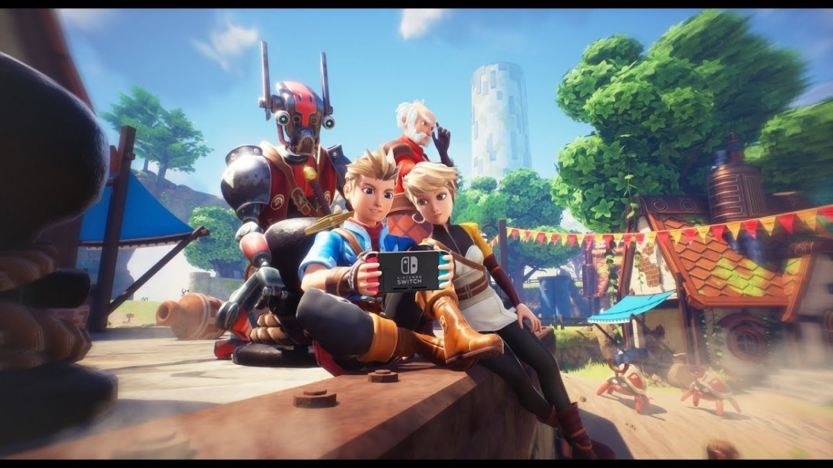 Oceanhorn 2: Knights of the Lost Realm dará el salto a NintendoSwitch