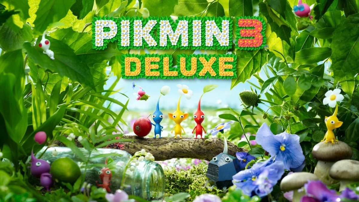 Pikmin 3 Deluxe anunciado para NintendoSwitch