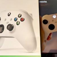 Se confirma la existencia del Xbox Series S gracias al empaque de un control