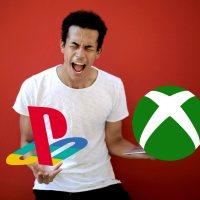 El hate entre los fans por Playstation 5 y Series X...cada vez más insoportable
