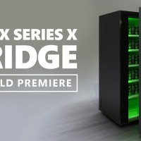 Microsoft presenta el refri de la Xbox Series X