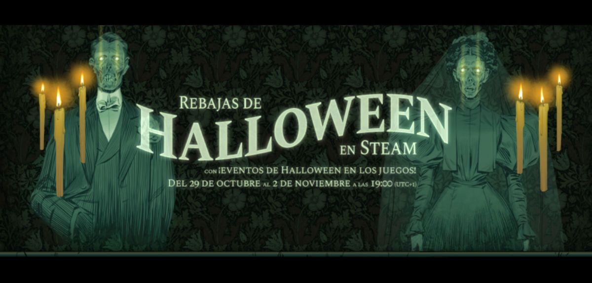 Arrancan las ofertas de Halloween enSteam