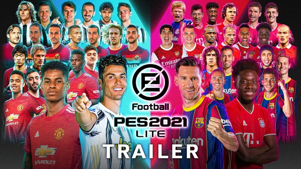 PES 2021 Lite ya está disponible