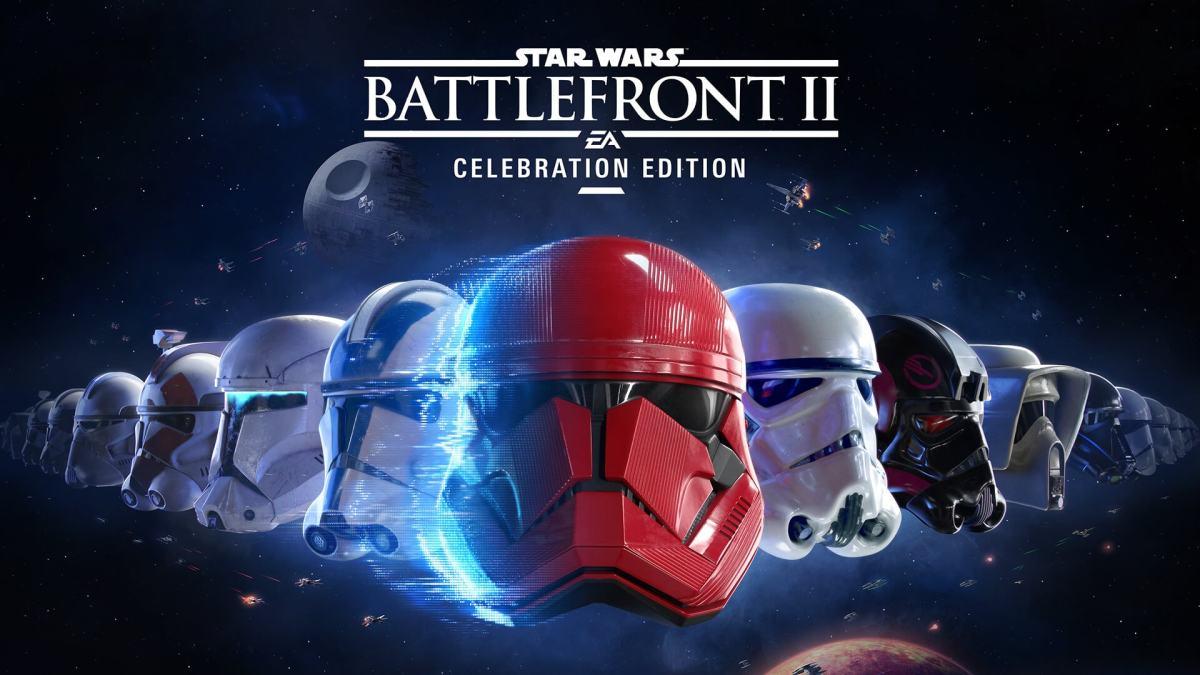 Star Wars Battlefront II Celebration Edition será el próximo juego gratis de la Epic GamesStore