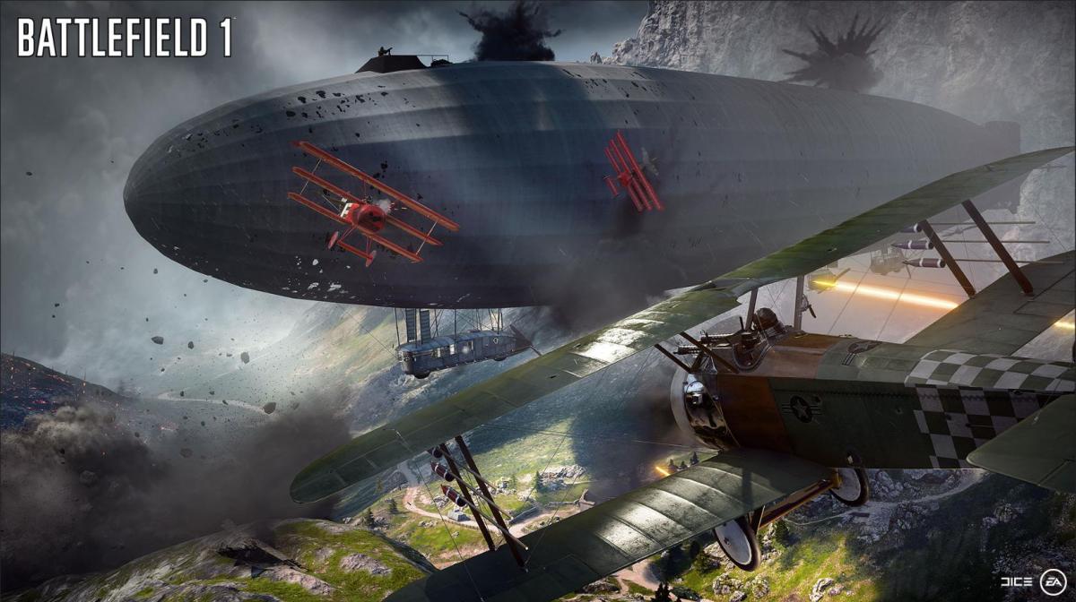 Miércoles de Soundtrack: Battlefield1