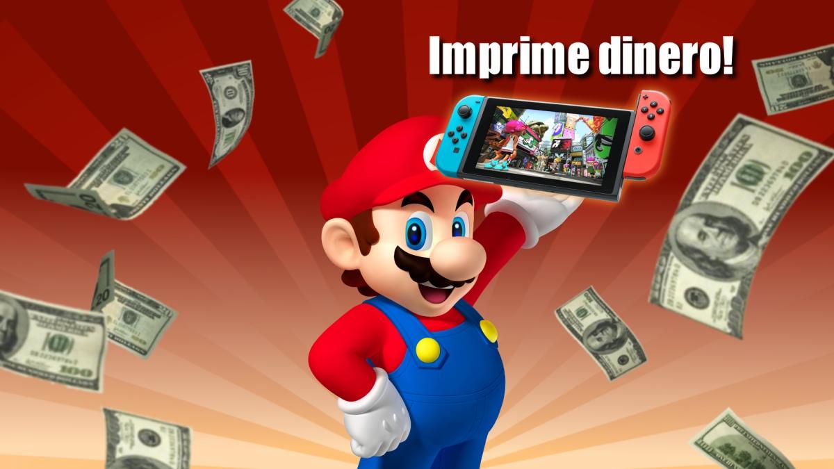 Switch cerca de las 80 millones de consolas vendidas y Nintendo busca responder a la altademanda