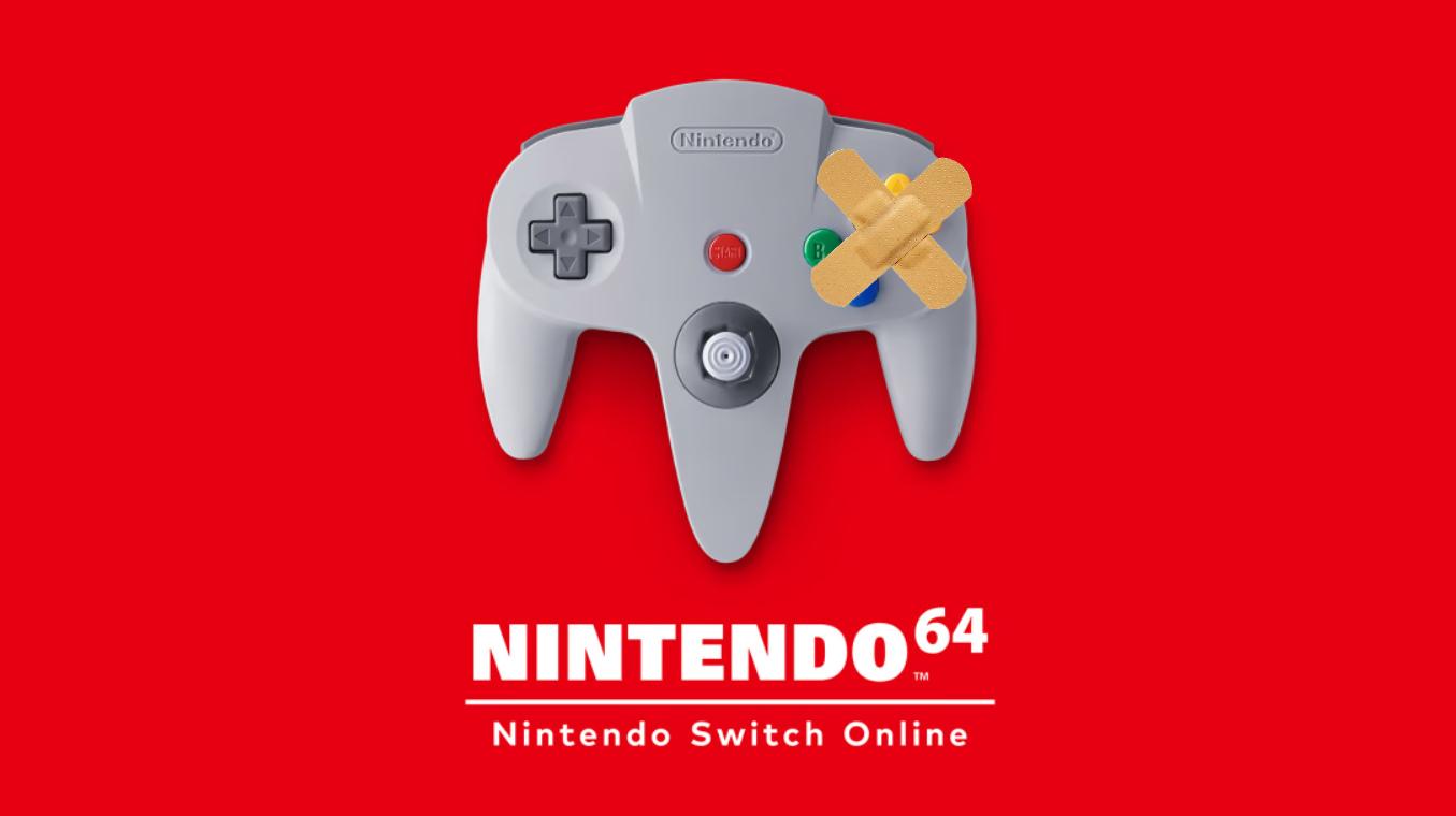 switch 64